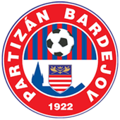 Partizan Bardejov team logo