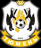 Tyumen team logo