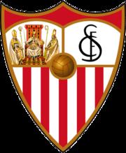 Sevilla team logo