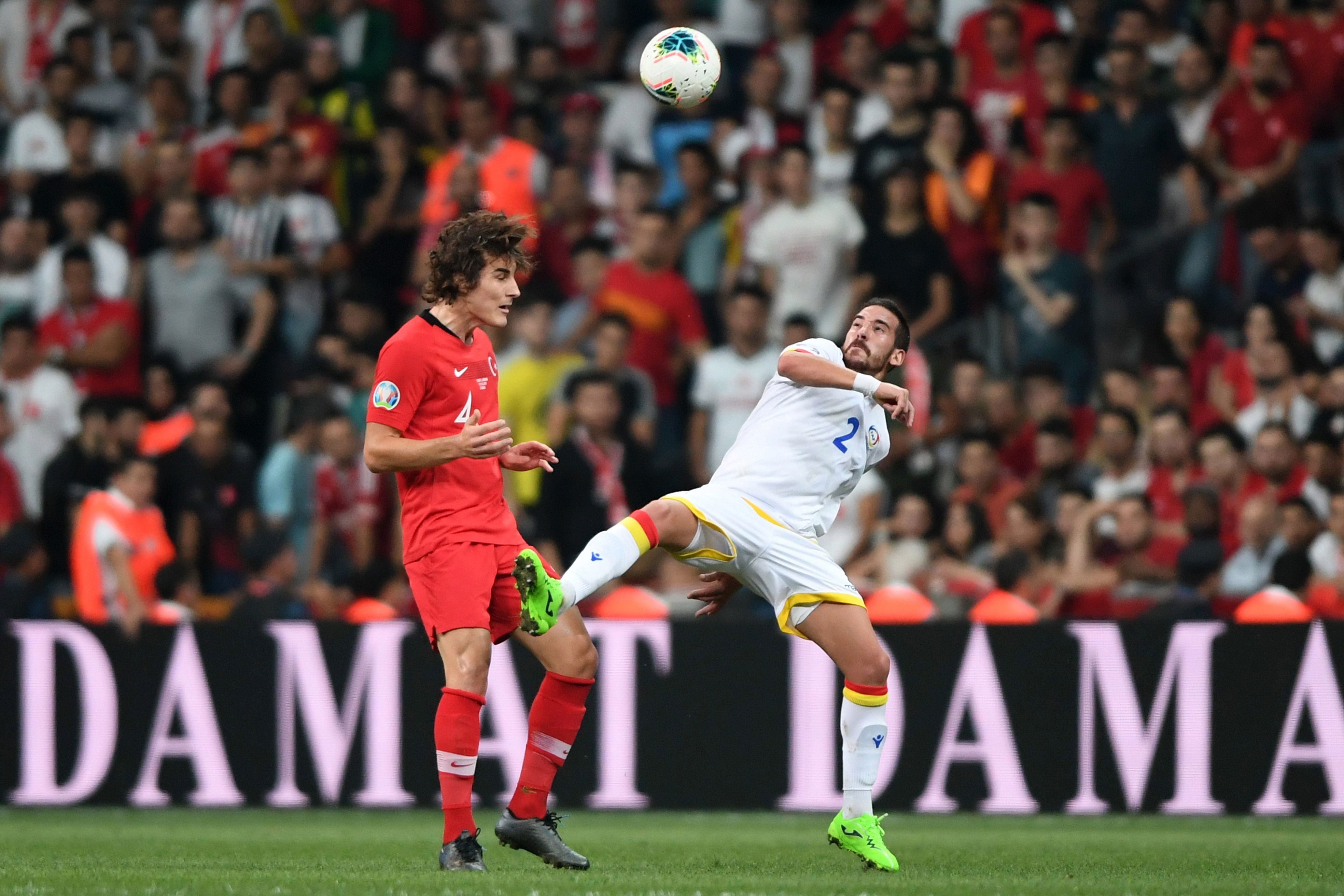 Andorra vs Turkey