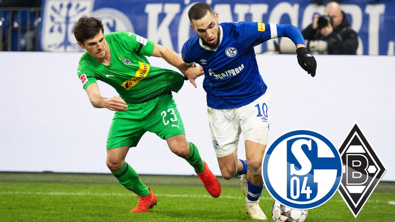 FC Schalke 04 vs Borussia Monchengladbach
