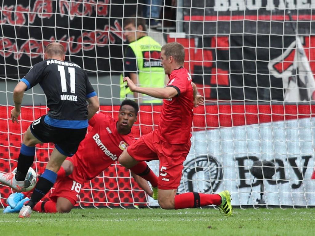 SC Paderborn 07 vs Bayer Leverkusen