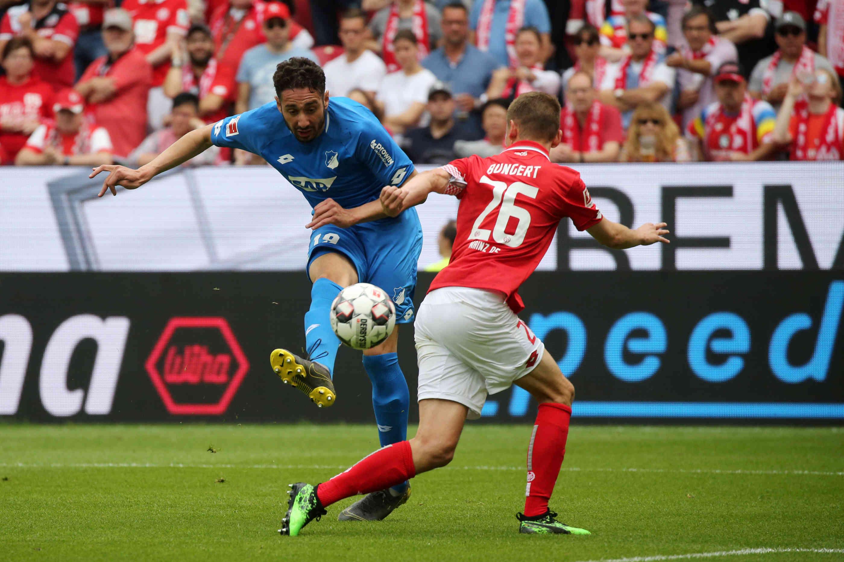 FSV Mainz 05 vs 1899 Hoffenheim