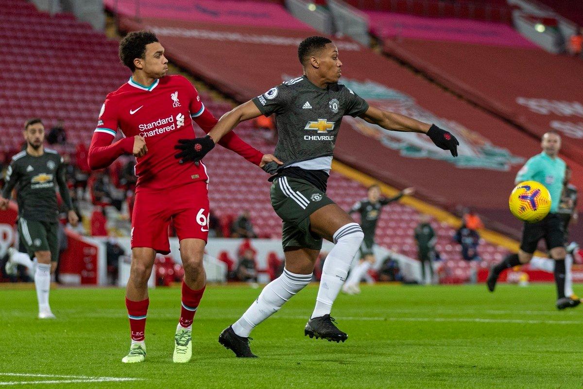 Manchester Utd vs Liverpool
