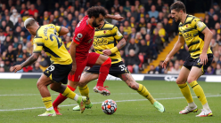 Liverpool's Salah: 'I can't say I'm the best player in the world'