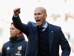 Zidane admits his contract