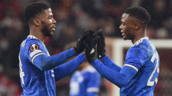 Iheanacho backs Daka to score more goals for Leicester City