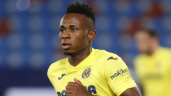 'Great to see you back in action' – La Liga delight as Villarreal's Chukwueze returns from injury