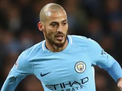Manchester City team news: Silva returns while Aguero starts again