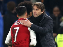 Conte: No transfer talk with Man Utd and City target Alexis