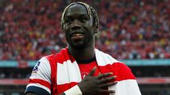 Sagna: Fearless Saliba can be a star for Arsenal