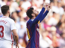 Messi insists La Liga is not over despite scoring 50th career hat-trick to help beat Sevilla