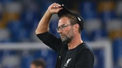 Klopp admits Liverpool