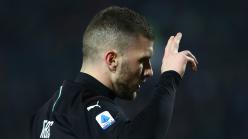 Brescia 0-1 Milan: Rebic the hero again for Rossoneri