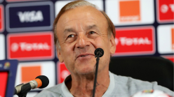 """""""I prefer to concede first and win"""" – Rohr downplays Nigeria"""