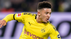 No other dribblers in the Bundesliga have Sancho
