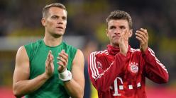 Neuer, Muller, Alaba contract talks won