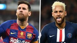 Neymar is ready to lead Barcelona alongside Messi - Rivaldo
