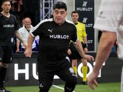 Maradona: Messi doesn