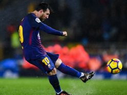 Real Sociedad 2 Barcelona 4: Messi claims new landmark as Anoeta curse is broken