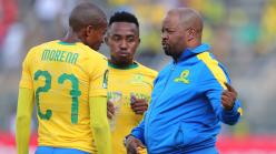Mamelodi Sundowns coach Mngqithi insists 'no need to panic' after three-match winless streak