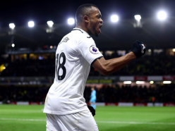 Swansea City's Jordan Ayew on target in Newcastle United stalemate