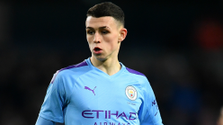 Silva: Man City in good hands with 'very talented' Foden