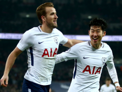 Tottenham 4 Everton 0: Kane becomes Spurs