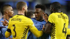 Jonathan Mensah admits tough MLS season but wants Columbus Crew to forge on