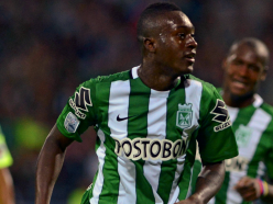 Man City move ahead of Man Utd in race for Colombia hot-shot Marlos Moreno