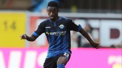 Freiburg vs Paderborn: Collins sees red as Antwi-Adjei scores first Bundesliga goal