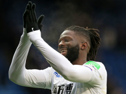 Bakary Sako leads Crystal Palace to victory over Burnley