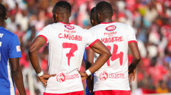 Simba SC's Vandenbroeck concerned about Kagere, Mugalu and Bocco