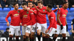Dalot admits to 'tough journey' at Man Utd after breaking goal duck for Red Devils