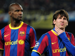 Abidal: Messi stopped me messaging Barcelona team during cancer battle