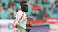 Leeds sign Augustin on loan from RB Leipzig in statement of Premier League ambition