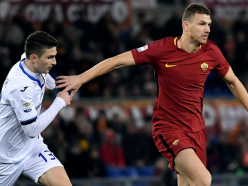 Chelsea target Dzeko is still motivated to play for Roma, says Di Francesco