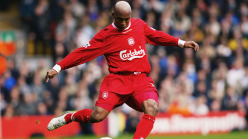 Diouf predicted he would play for Liverpool while still at Sochaux - Isabey