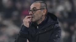 Juventus job could be my last, admits Sarri ahead of Napoli return