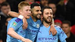 Riyad Mahrez needed to be patient at Manchester City - Bernardo Silva