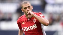 Monaco coach Robert Moreno confirms Slimani injury, open to his departure