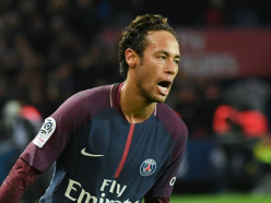 Neymar back on the sidelines at PSG with thigh injury