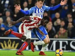 Choupo-Moting, Diouf dazzle as Stoke City put two past Huddersfield Town