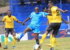 Coronavirus: It is tricky training at home - Nairobi City Stars star Abich