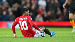 Marcus Rashford injury: How long will the Man Utd striker be out for & could he miss Euro 2020?
