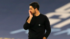 Video: Arteta unhappy with VAR after Arsenal loss