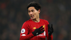 Minamino has 'nothing to lose' at Liverpool and doesn't feel pressure