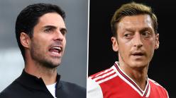 Arsenal legend Wright admires Arteta for