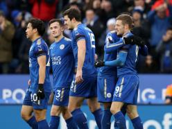 Leicester City 2 Watford 0: Vardy & Mahrez decisive as Puel