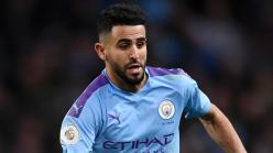 Manchester City boss Guardiola provides update on Mahrez